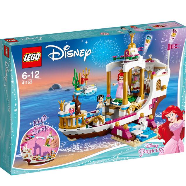 LEGO 41153 Disney Princess Arielles königliches Hochzeitsboot