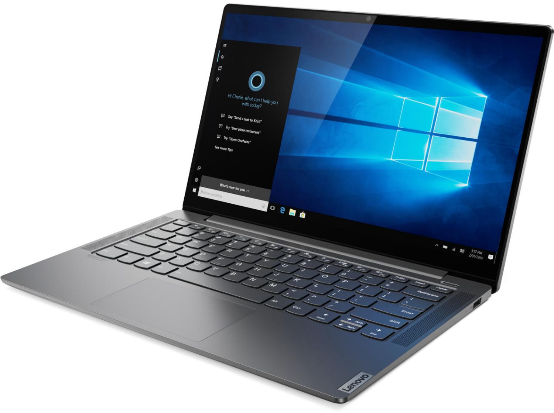 "Lenovo YOGA S740 14 81RS001EGE VOLLE HÜTTE! i7-1065G7, 14"" UHD, MX250, 1TB SSD, 16GB DDR4 Notebook"