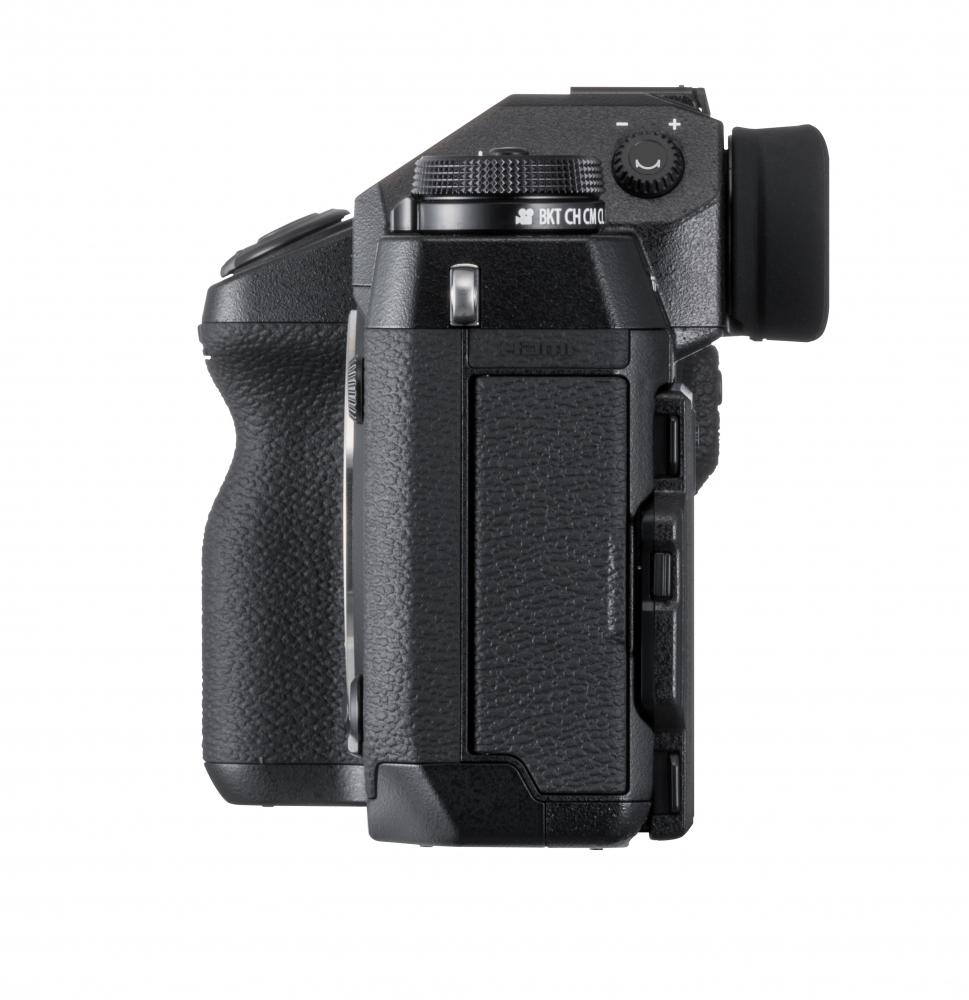 Fujifilm X-H1 Body in Schwarz