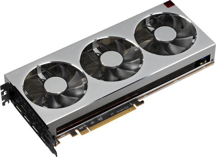 XFX Radeon VII - 16GB HBM2, 1x HDMI, 3x Displayport