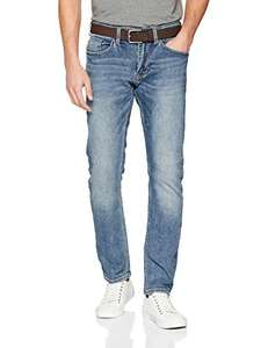 (Amazon Prime ) Div Größen s.Oliver RED Label Herren Slim Fit: Straight Leg-Denim mit Gürtel