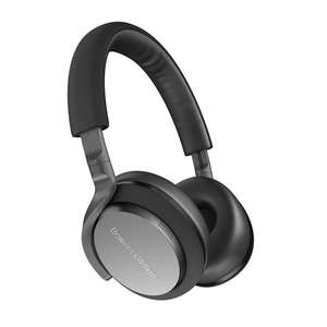 Bowers & Wilkins PX5 kabellose On-Ear Kopfhörer mit Noise Cancelling in space grey & blau [HiFi Klubben & Projekt Akustik]