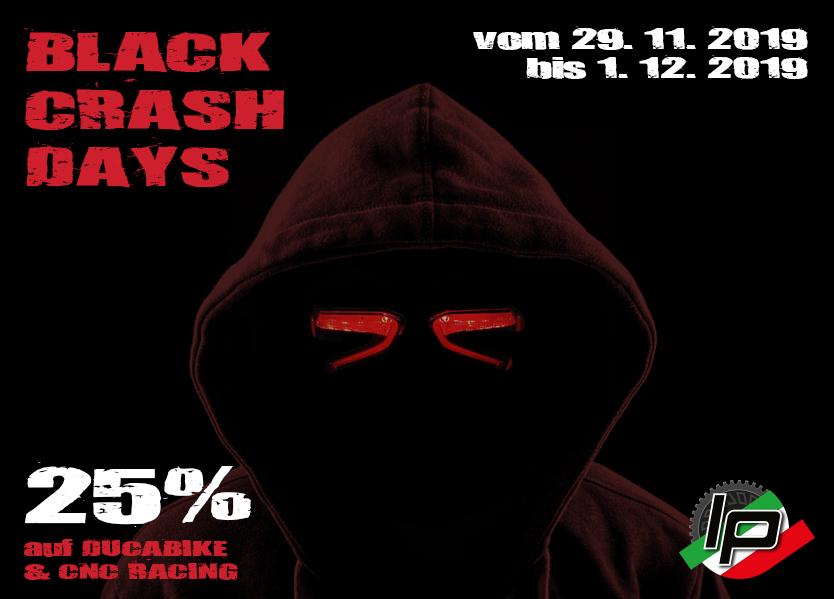 25% auf Ducabike und CNC Racing Parts Black Friday Crash Days Ducati MV Agusta Aprilia