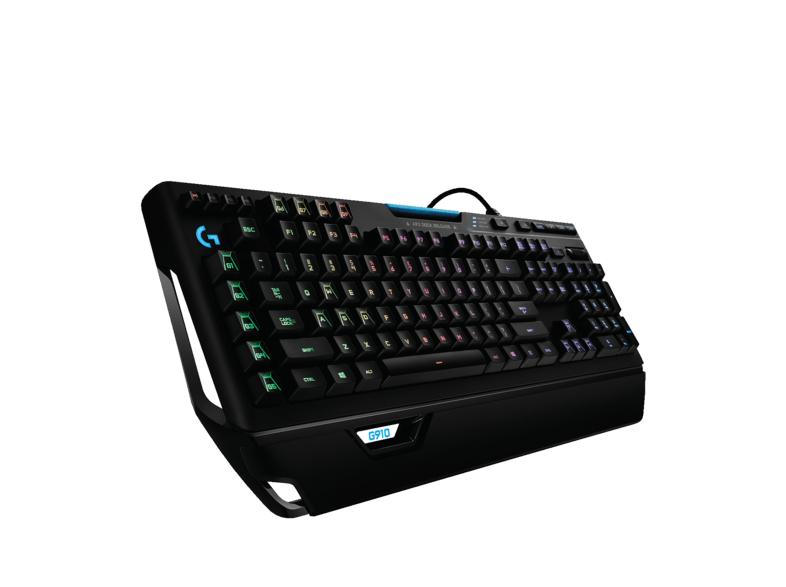 [Mediamarkt mit Paydirekt] LOGITECH G910 Orion Spectrum, Gaming Tastatur, Mechanisch, Logitech Romer G
