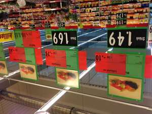 [Lokal Ulm] Kaufland Salat 10 Cent
