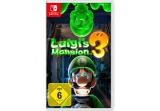 Saturn-Marktabholung + Paydirekt: Luigi's Mansion 3 - Nintendo Switch