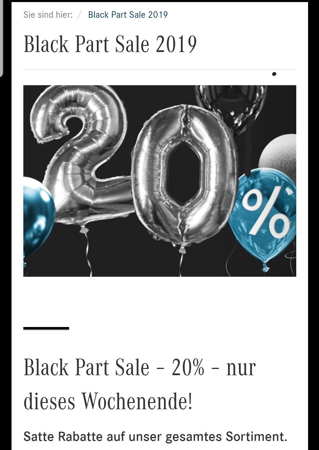 MB-GTC 20% BLACK DEAL PART