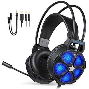 Stereo Gaming Headset für PC, PS4 usw.