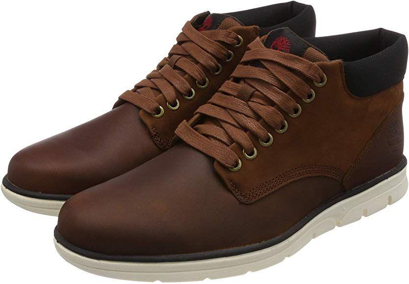 Timberland Herren Bradstreet Leather Chukka Boots Farbe Braun