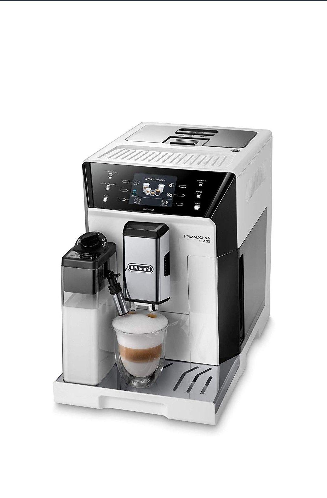 De'Longhi PrimaDonna Class ECAM 556.55.W – Kaffeevollautomat