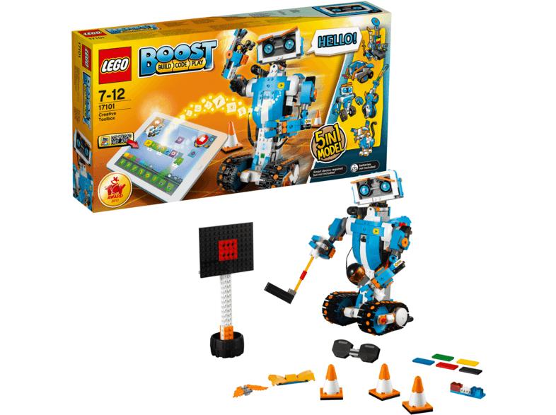 MediaMarkt: Lego Boost für 106,99€ bei Marktanlieferung, 96,99€ bei Bezahlung mit Paydirekt