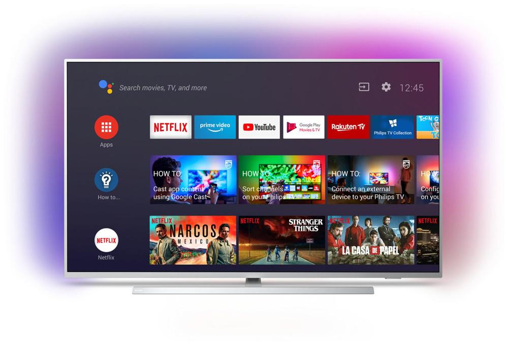 """Rakuten: 58"""" TV Philips 4K UHD-Fernseher 58PUS7304 (mit Code: CHARITY13)"""