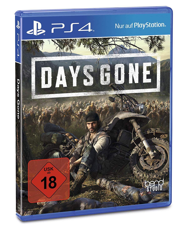Days Gone PS4 Otto für 13,96 Neukunde Deal