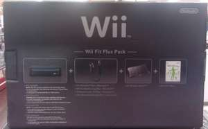 [Lokal Real Bremen-Vahr] Wii Fit Plus in schwarz inkl. Balance-Board