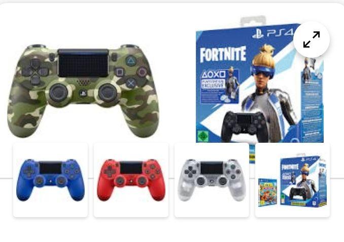 PlayStation 4 »Dualshock Wireless v2« Controller 22.99 Neukunde Deal Otto
