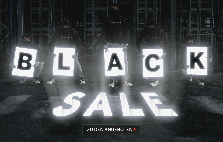 BLACK SALE bei Bike-Discount, Shimano 11% extra, Cube Bikes 10% extra, Assos 20 % von der UVP