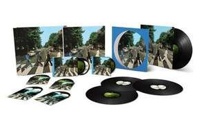 The Beatles Abbey Road 50th Anniversary 3Lp Edition