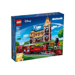 LEGO Disney Zug mit Bahnhof 71044