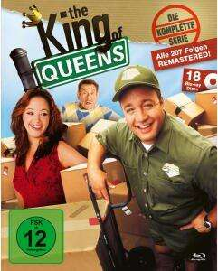 The King of Queens - Die komplette Serie King Box (18 Blu-rays) für 43,99€ (Müller)