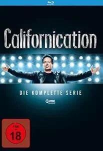 Californication - Die komplette Serie Season 1-7 (Blu-ray) für 35,99€ (Müller & Amazon)