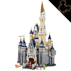 Lego Disney Schloss 71040 + 5% Shoop