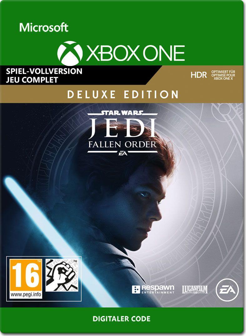 Star Wars: Jedi Fallen Order - Deluxe Edition Xbox One Download Key