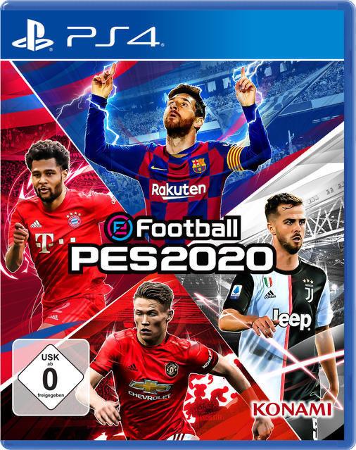 PES 2020 PS4/Xbox One bei Amazon und Expert 24€