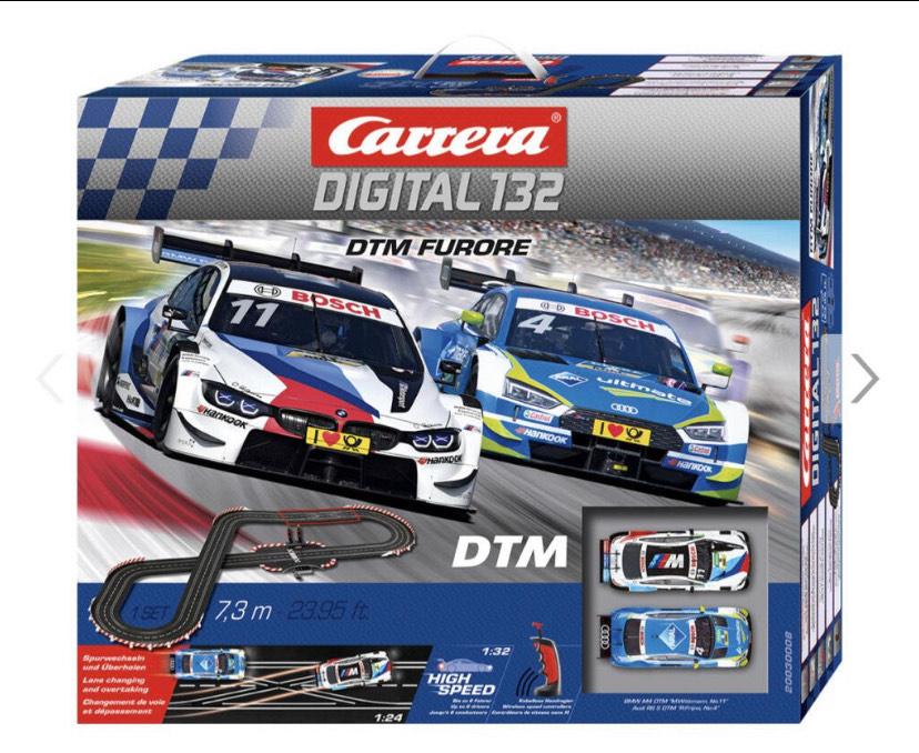 Carrera Digital DTM 132 Furore