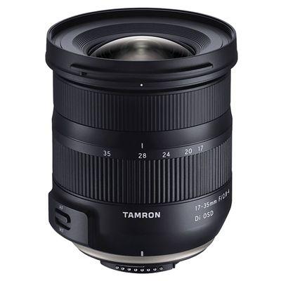 Tamron AF 17-35mm f/2,8-4 Di OSD Canon EF