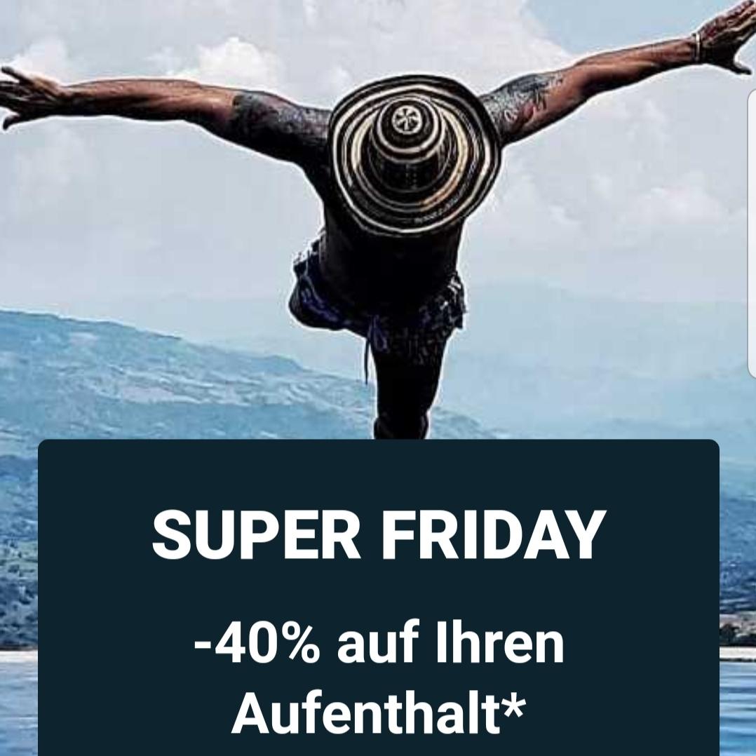 [Accor] Super Friday / Weltweit bis zu 40% auf ausgewählte Zimmer (Januar bis März)