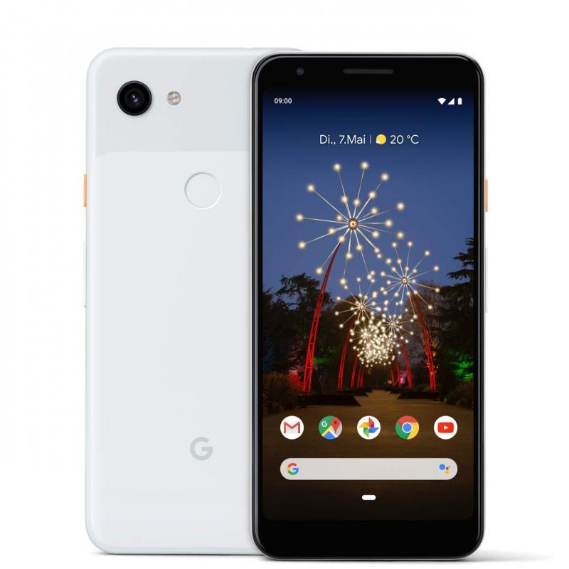 """Google Pixel 3A XL 6.0"""" Smartphone (64GB, 4GB RAM, USB-C, NFC, 3700mAh)"""