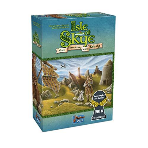 [Amazon Prime]: Isle of Skye Kennerspiel des Jahres 2016 (Brettspiel)