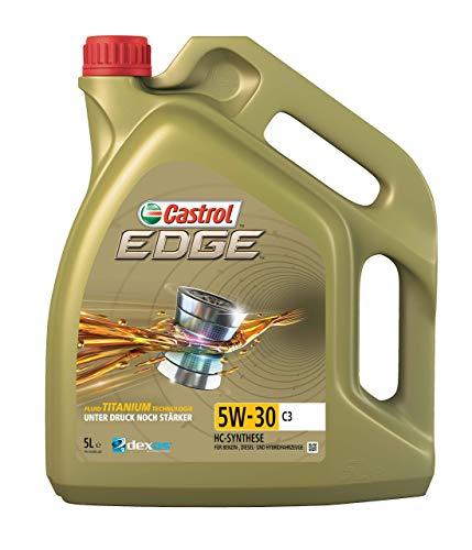 [Amazon] Castrol EDGE 5W-30 C3 Motorenöl 5L Blitzdeal