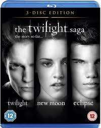 Twilight Saga (1-3) Blu-ray im Amazon Weihnachtskalender