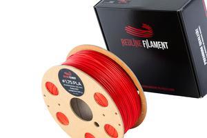 Redline Filament Print Friday