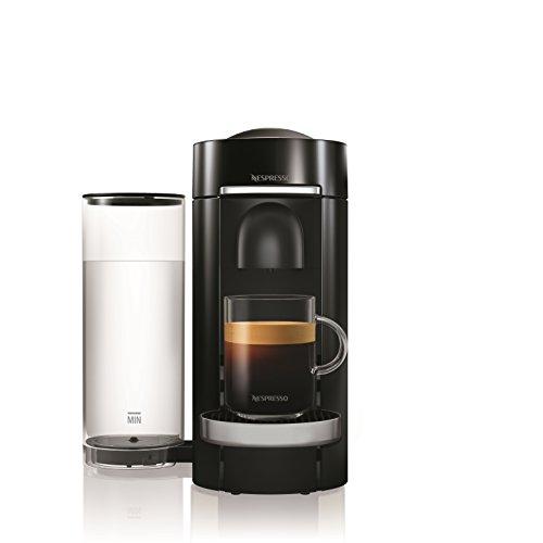 (Amazon ) De'Longhi Nespresso Vertuo Plus | ENV 155.B Kaffeekapselmaschine | Inkl. Willkommenspaket mit 12 Kapseln | 1,7 L | schwarz
