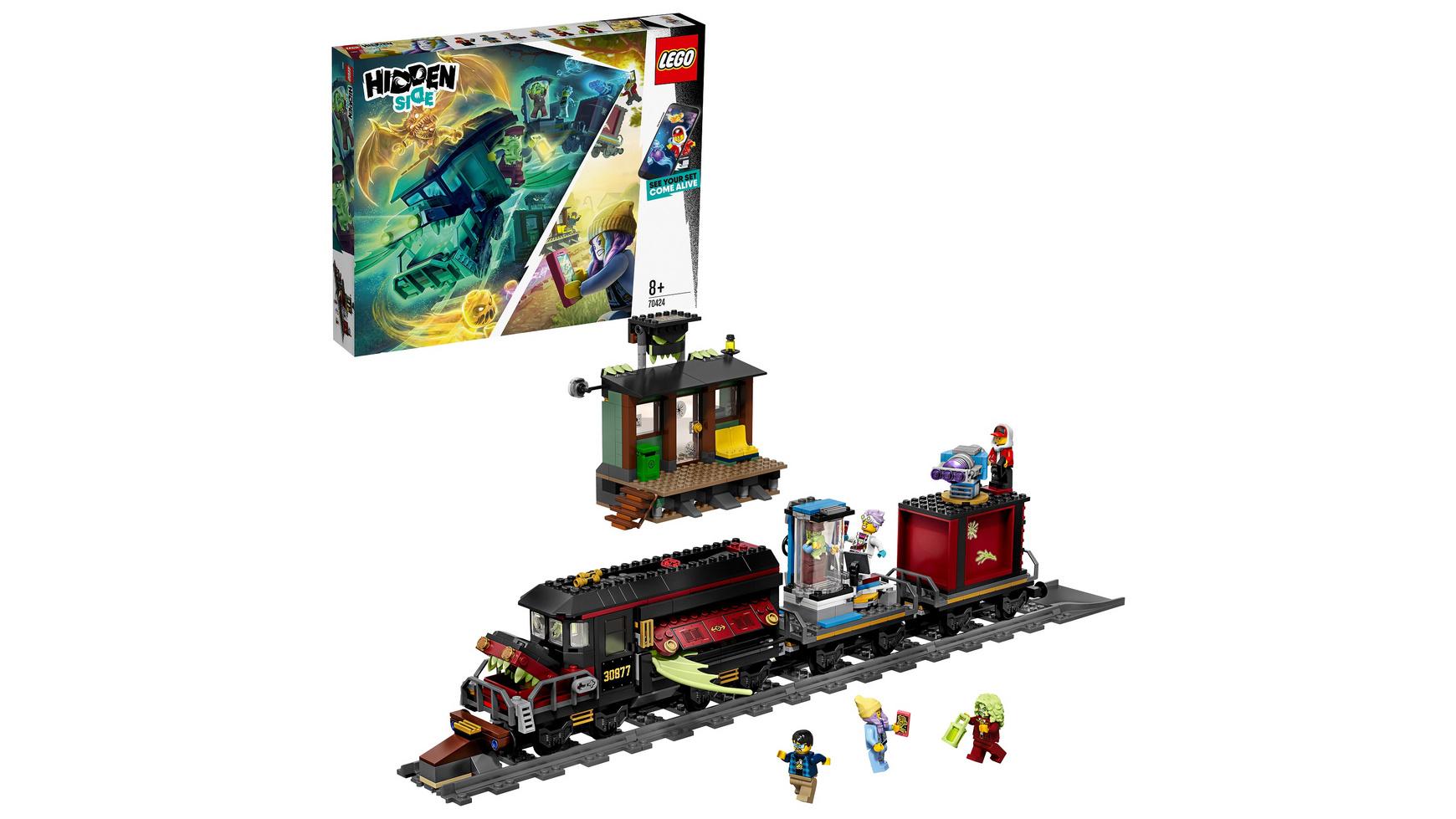 LEGO 70424 Hidden Side Geister-Expresszug ( Müller & Amazon)