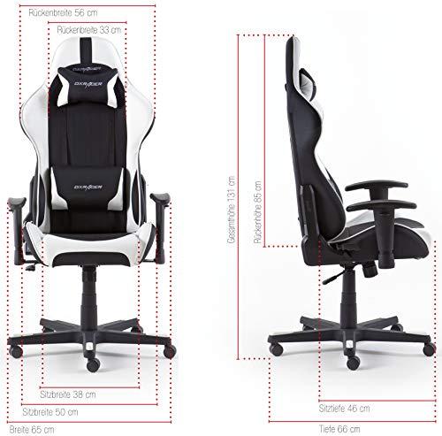 Amazon Dx Racer 6 Gaming Büro Schreibtischstuhl Mit