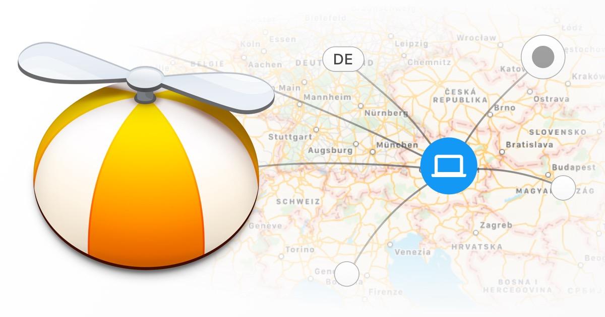 Little Snitch 50% Rabatt (Neulizenz 22,50€) - Mac OS X