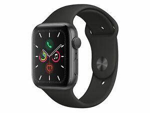 Bei Gravis Ebay bekommt ihr die Apple Watch Series 5 in 44 mm mit Aluminiumgehäuse und Spacegrau derzeit für 399 Euro.