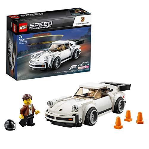 (Prime) LEGO Speed Champions – u.a. 1974 Porsche 911 Turbo 3.0 (75895), Bauset