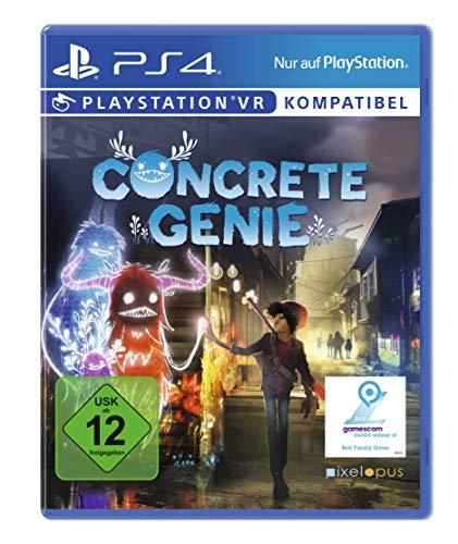 Concrete Genie (PS4) für 9,99€ (Amazon Prime)