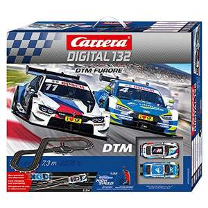 Carrera DIGITAL 132 DTM Furore 20030008 Autorennbahn Set