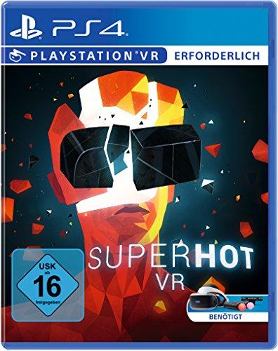 Superhot (PS4-VR) für 15,99€ (Amazon Prime & Müller)
