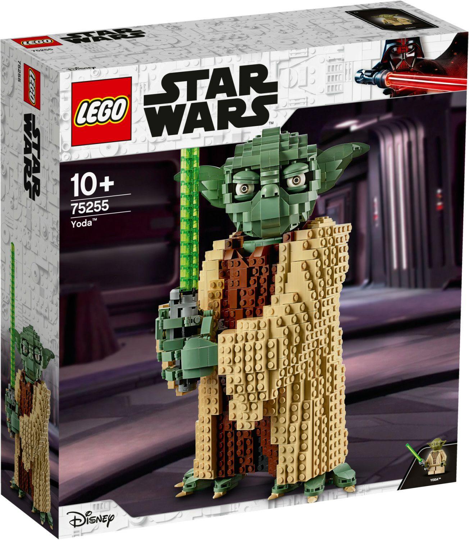 Diverse Lego-Sets reduziert bei Smyths Toys (z.B.Yoda)