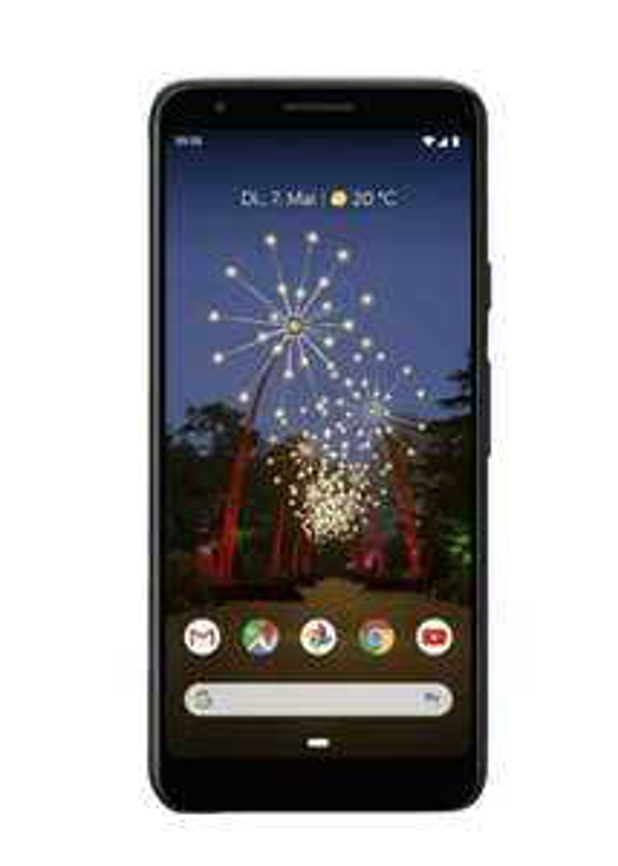 Google Pixel 3a 64 GB Just Black