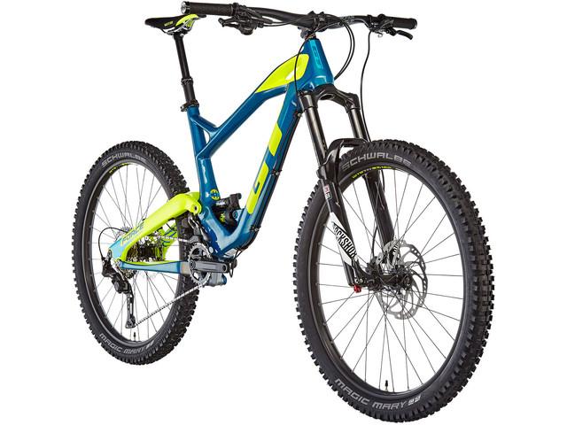 """MTB Enduro GT Bicycles Force Carbon Expert 27,5"""" (Carbon/Shimano XT/SLX/14,10kg) - 2018 (M und L)"""