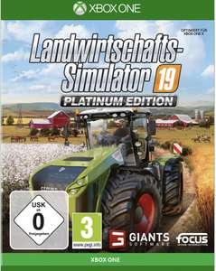 [Xbox One] Landwirtschafts-Simulator 19: Platinum Edition