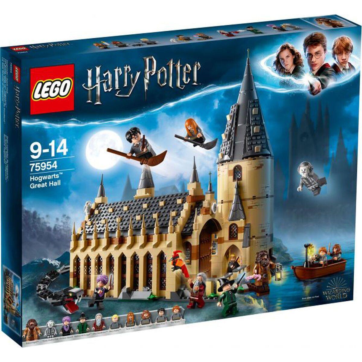 Lego 75954 Harry Potter große Halle von Hogwarts