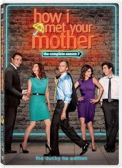 How I Met Your Mother - Staffel 7 für 28,97 €